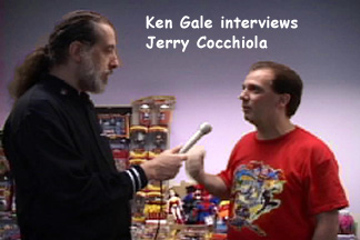 Interview Photos - Ken Gale's 'Nuff Said!